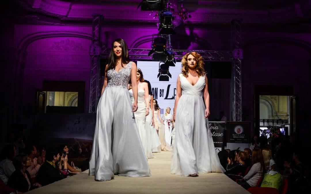 2019 Wedding Dresses on the Mariage Fest Catwalk