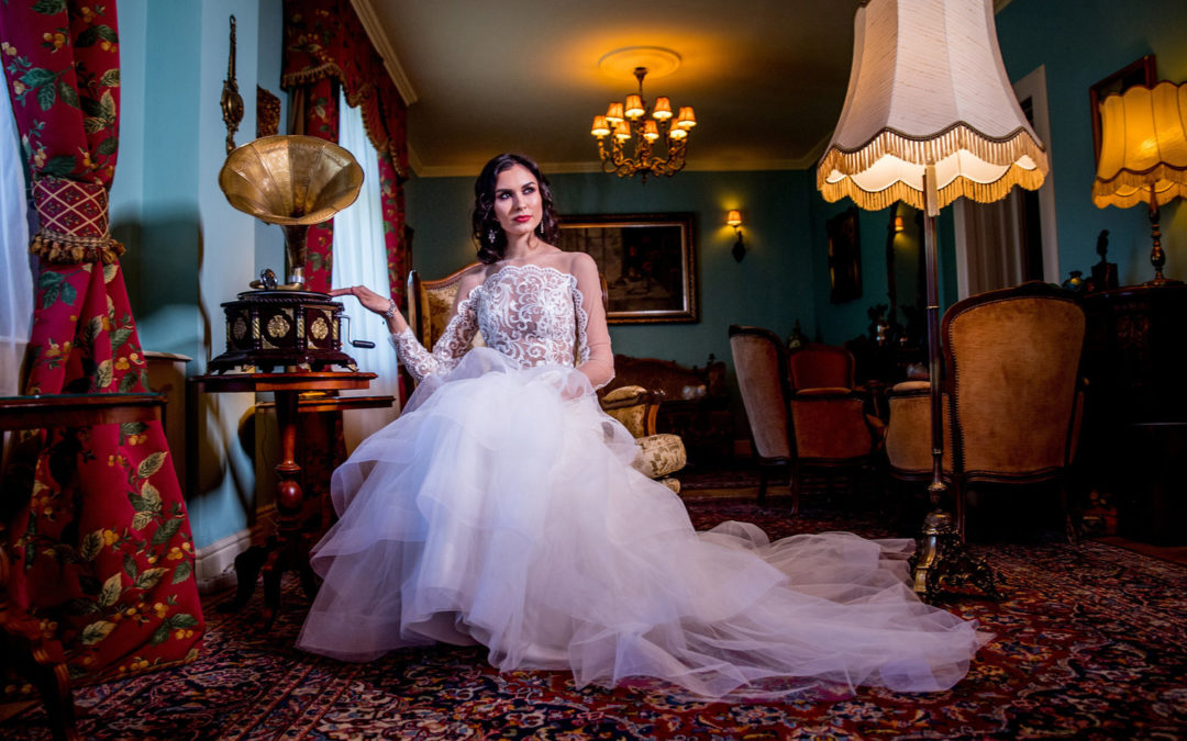 Fashion by Laina Launches 2018 Bridal & Evening Collections in UAE