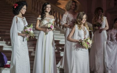Fashion by Laina Launches 2018 Bridal Collection at Mariage Fest in Bucharest